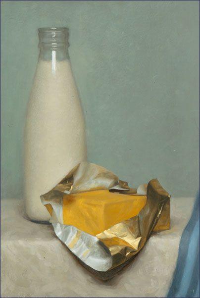 Conor Walton, Milk and Butter