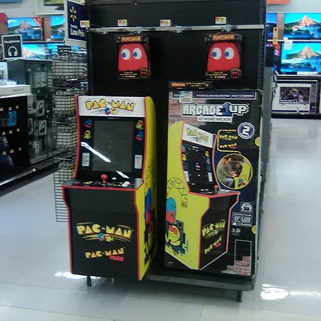 Walmart Is Now Selling At Home Arcade Machines In 2019