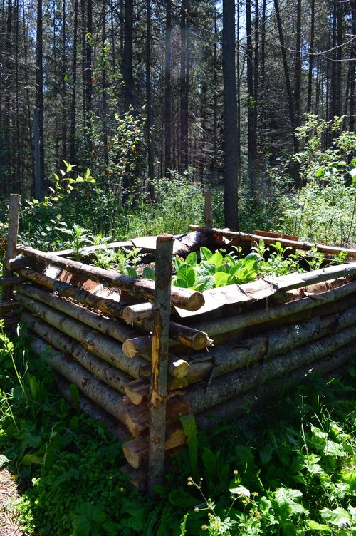 hugelkultur bed 9 ways to make more topsoil organically