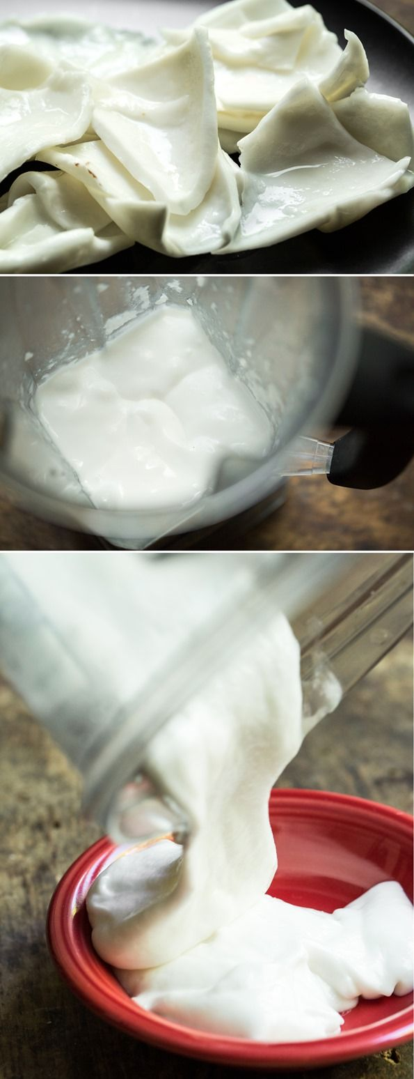 Super Thick Coconut Yogurt (the shortcut method!) — Oh She Glows