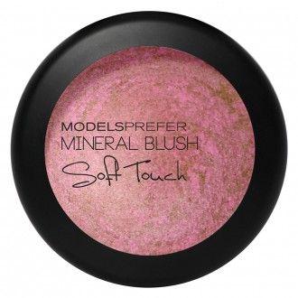 Models Prefer Soft Touch Mineral Blush 3.5 g