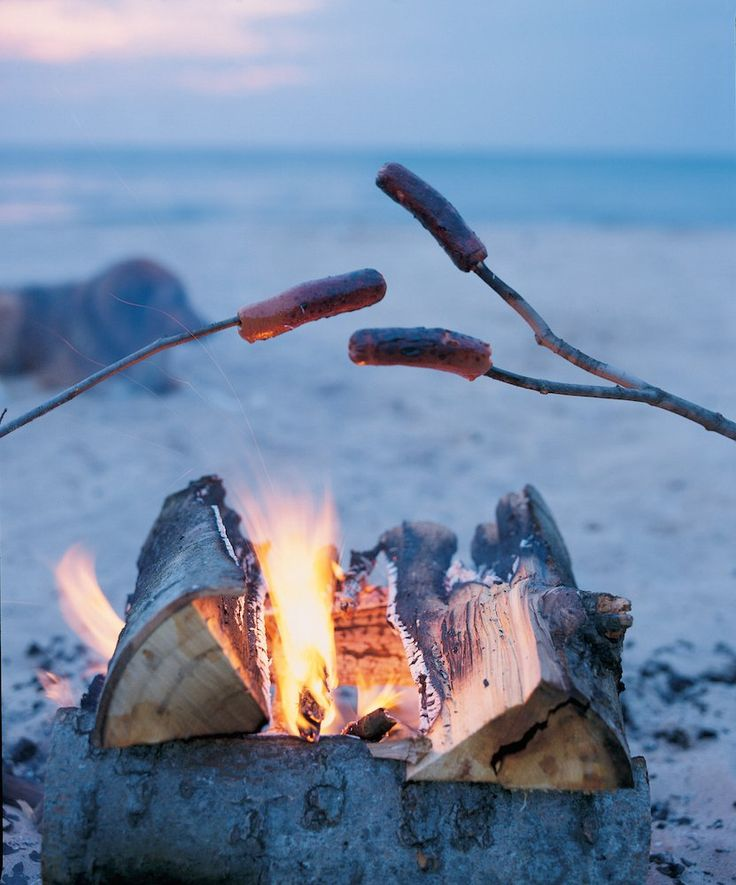 Camping on Lake Michigan in Sleeping Bear Dunes National Lakeshore, Fisherman's Island State Park & Two-Hearted River in Michigan's Upper Peninsula.