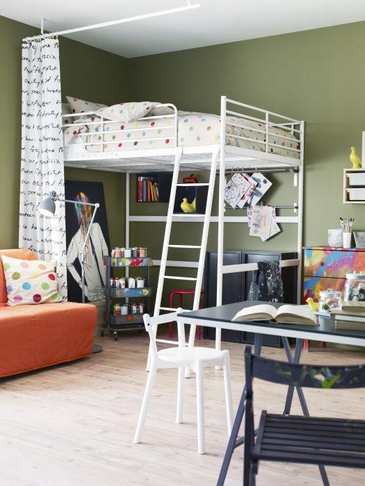Çalışma Masanız, Yatağınız ,kitaplarınız Hepsi Birarada! Design