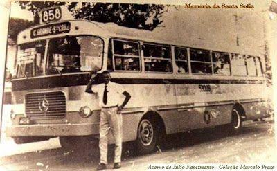 Ônibus Elite: RECORDAR É VIVER : Viação Santa Sofia - Parte 1 Belíssimo registro de um Metropolitana 'Gelinho' da Viação Santa Sofia carro 53006 da linha 858 - C. Grande x Sta. Cruz. Nesta ocasião a Sofia tinha um total de 30 carros (1967).