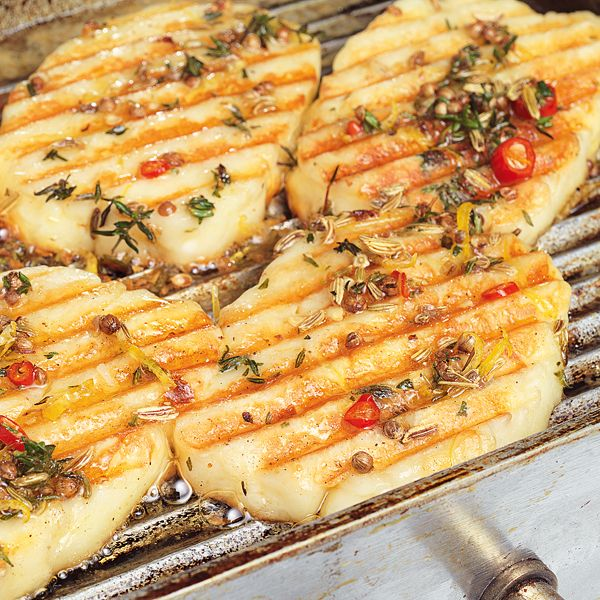 Für Freunde herzhafter Käse-Grillgerichte.