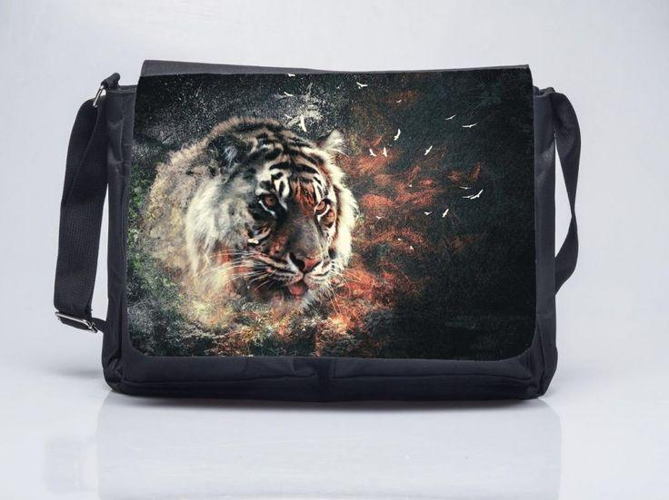Tigris Univerzum - Oldaltáska You can order this Tiger Shoulderbag here: www.oldaltaska.hu hello@oldaltaska.hu