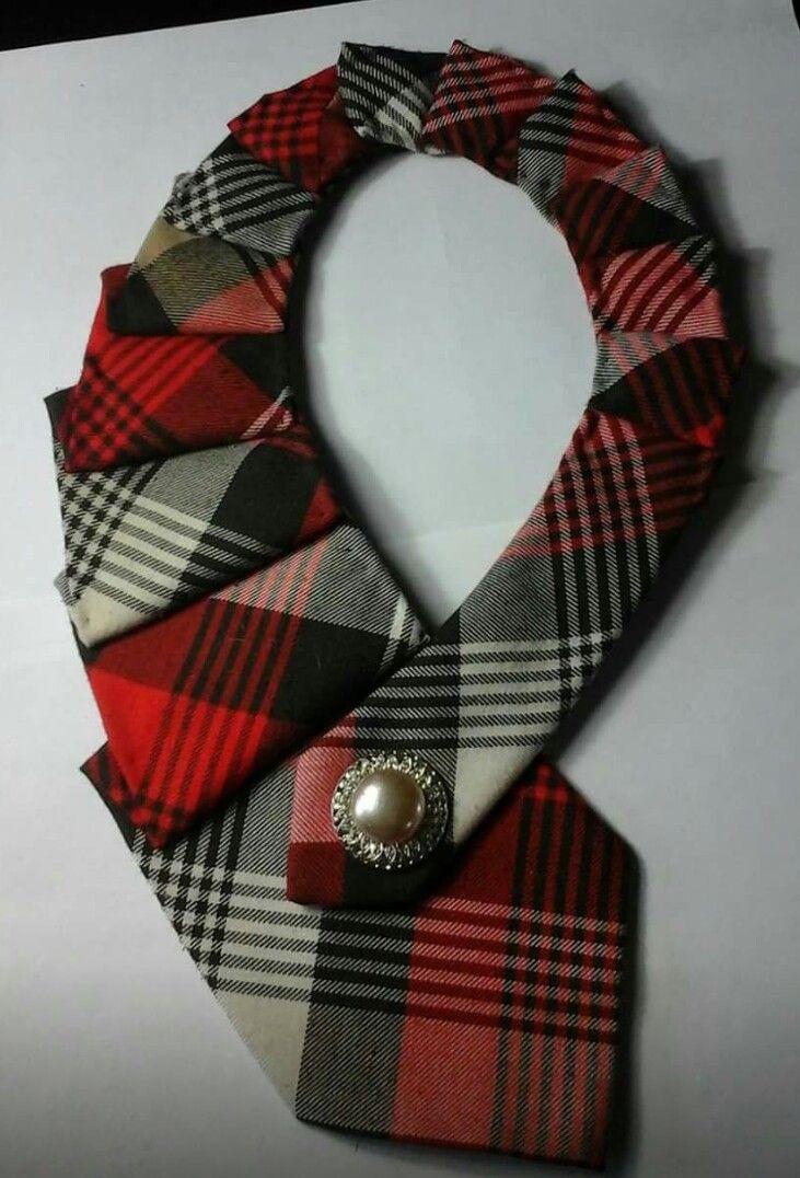 Collana cravatta