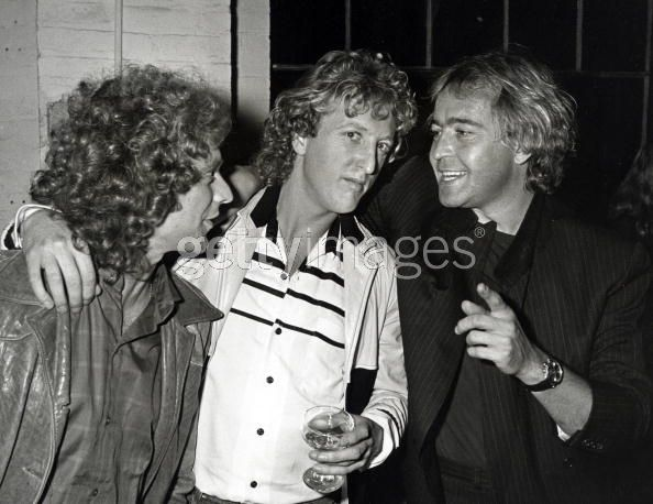 NEW YORK CITY - OCTOBER 30: Foreigner attending 'Foreigner Concert Party' on October 30, 1981 at Club Tabu in New York City, New York. (Photo by Ron Galella/WireImage)