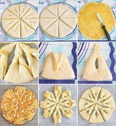 Tutorial: taglio ed elaborazione di pasta sfoglia