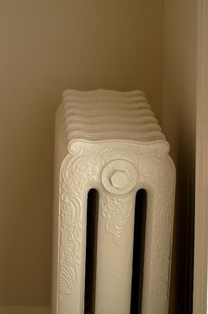 Lovely radiator