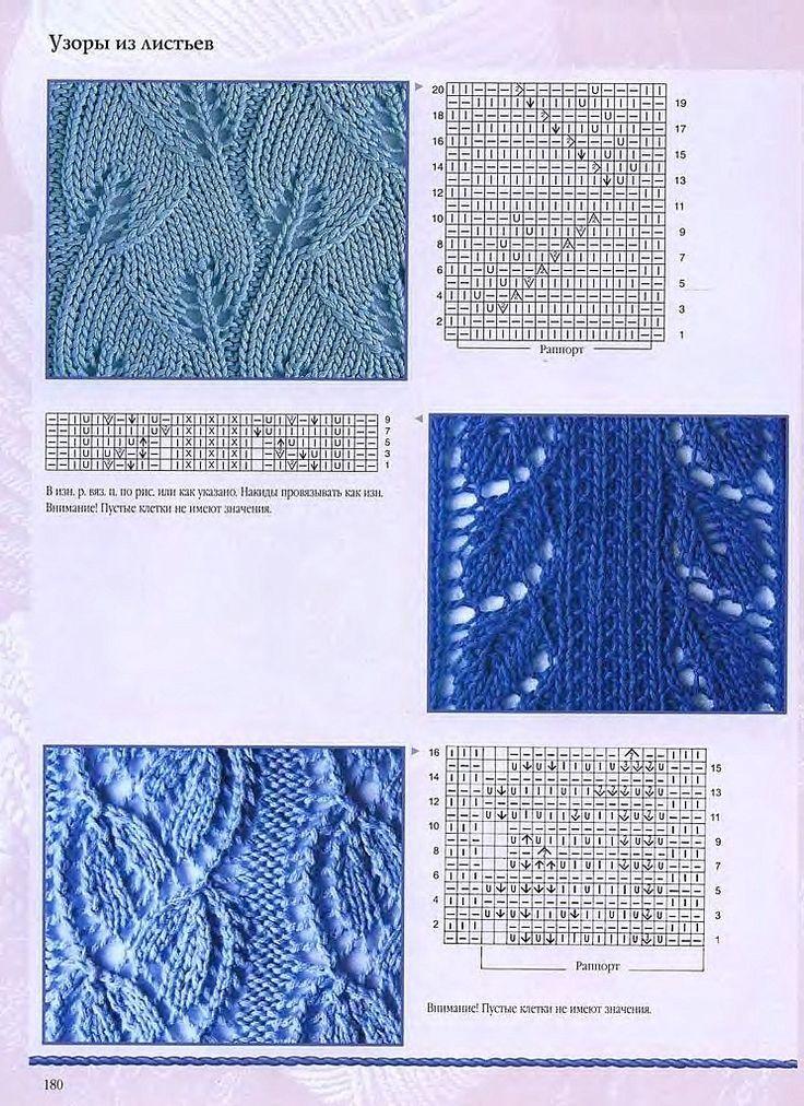 потерянный узор - Вязание для женщин спицами. Схемы вязания спицами