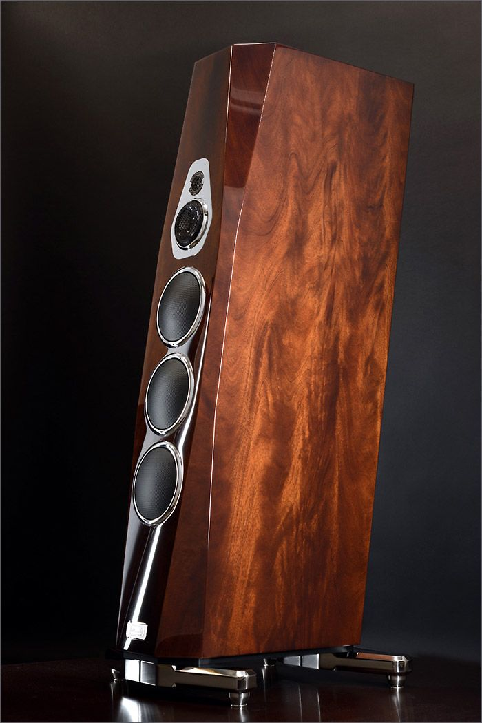 Mono and Stereo High-End Audio Magazine: Tidal Akura ultra exclusive speakers
