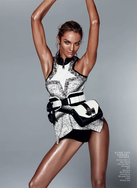 Love the Sport Luxe look this season...