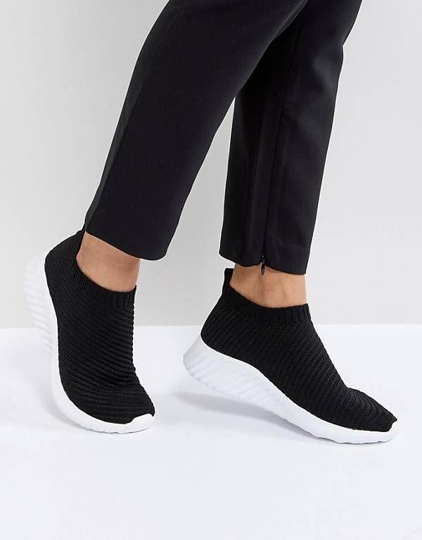 ASOS DARLINGTON Sock Sneakers