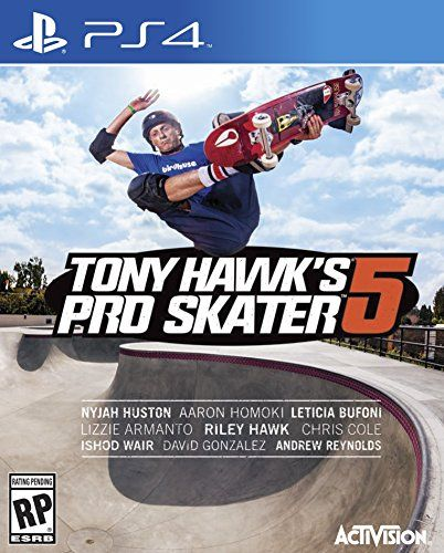 Tony Hawks Pro Skater 5  Standard Edition  PlayStation 4 >>> Details can be found by clicking on the image.