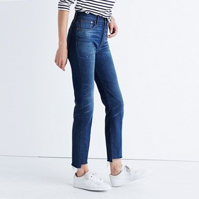 Women's Denim : Skinny, Straight, & Slim Jeans | Madewell