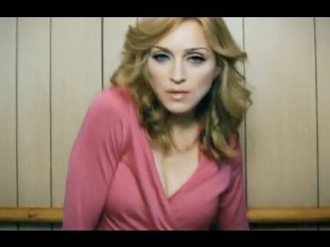 Madonna - Hung Up ((i can't keep waiting on you)) ((you'll wake up one day and it will be to late))