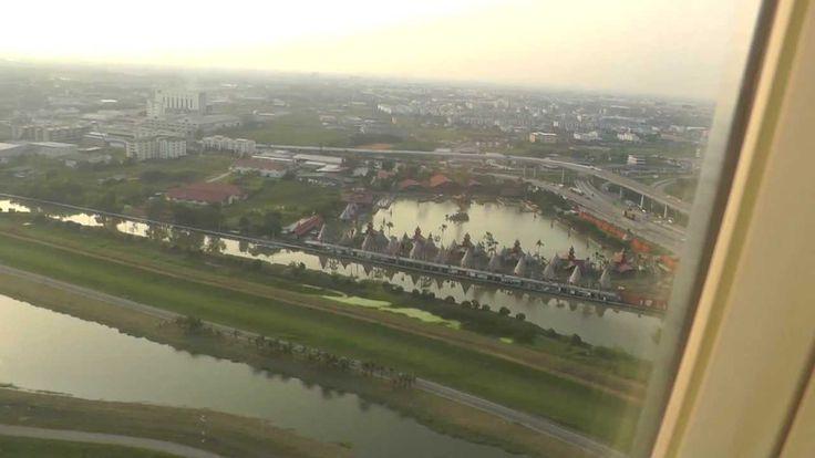 Тайланд.Бангкок. Прилёт