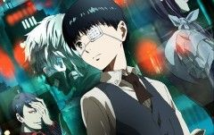 Check Out The German Dub Trailers For 'Tokyo Ghoul' & 'Selector Infected WIXOSS' Anime Releases