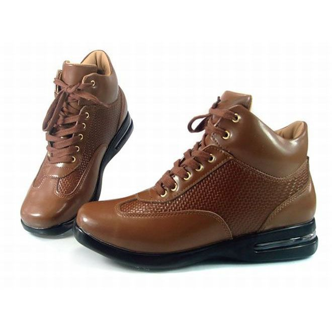brown cole haan air conner boots
