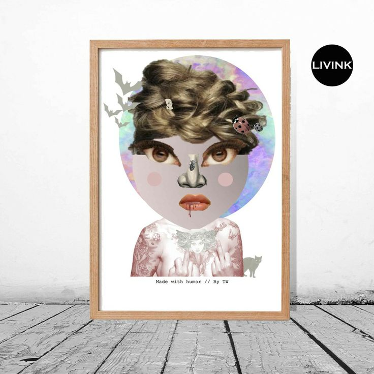 50 x 70 Pastelgirl via LIVINK. Click on the image to see more!