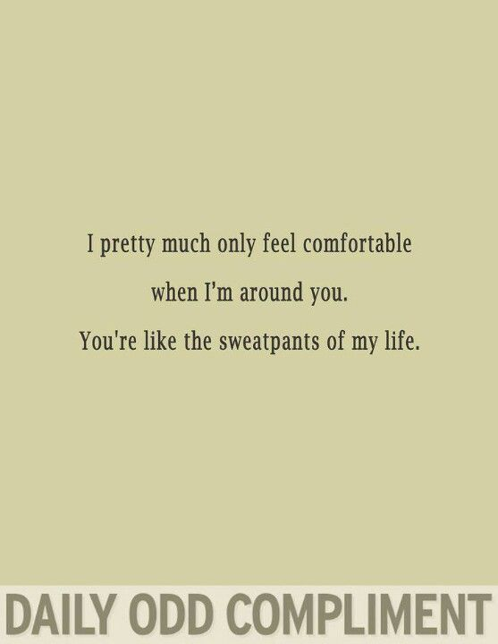 The sweatpants of my life @lizebeth