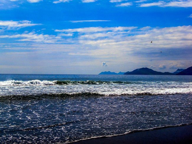 The Black Sands of Surfers' Beach :  Falling in Love with Kodiak, Alaska – Part One