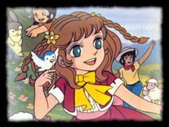 cartoni animati CHARLOTTE - Bing Immagini