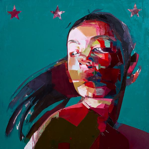 Oil Paintings by Simon Birch This is pretty great composition and color use.