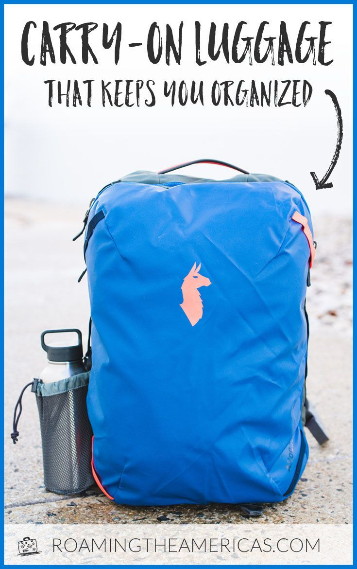1404a76fdc64 Cotopaxi Backpack Review  Meet the Allpa 35L Travel Pack