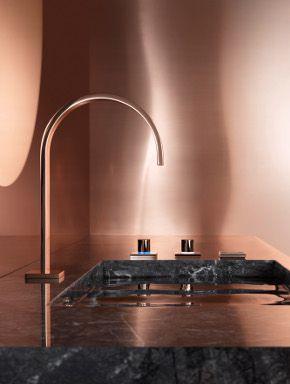 DORNBRACHT Cyprum http://www.dornbracht.com/en-us/products/bath-and-spa/product-design/Product Design