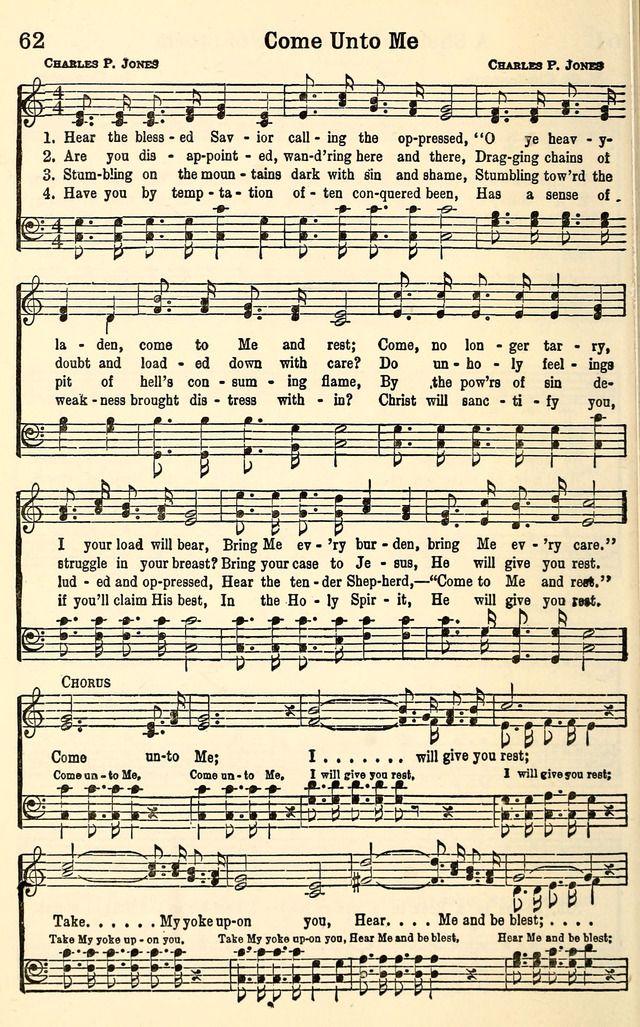 Come unto Me - Hymnary.org