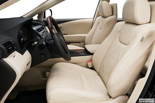 2010 Lexus RX 350 Driver Seat