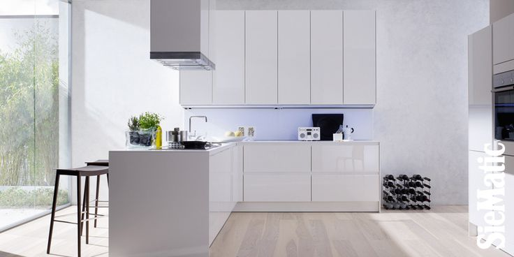 SieMatic: discover the beauty of the S3 Smart Design Kitchens.