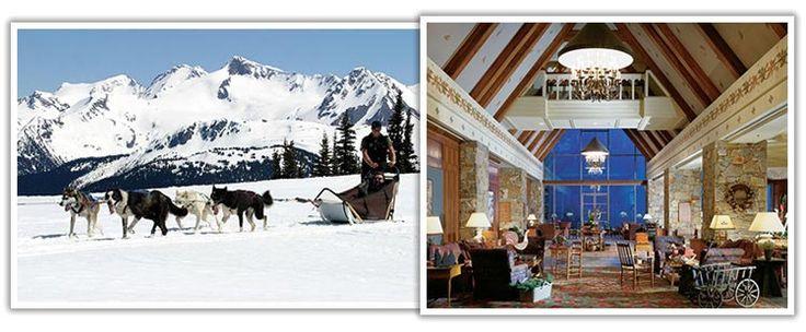 A honeymoon in Canada - Wonderful Whistler