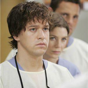 Grey's Anatomy George and Alex   Grey's Anatomy : les secrets de la saison 3 -Miss George O'Malley