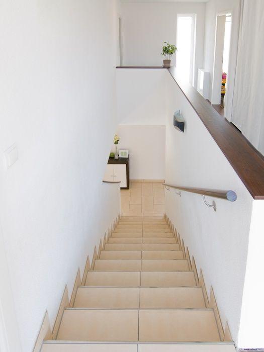 Treppe exkl. Fliesen