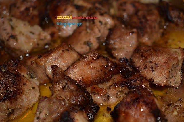 Μάχη στην κουζίνα: Τηγανιά Χοιρινή στο Φούρνο