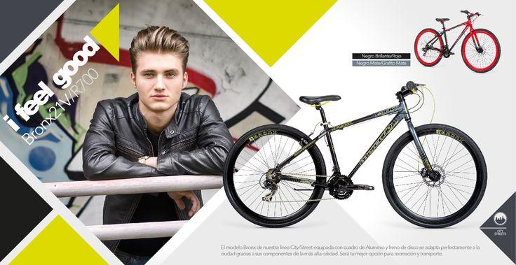 Bicicletas Mercurio 2015 A descanzar riders