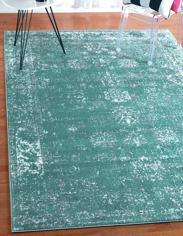 Brandt Floral Turquoise Area Rug Area Rugs Unique Loom Area Rug Decor