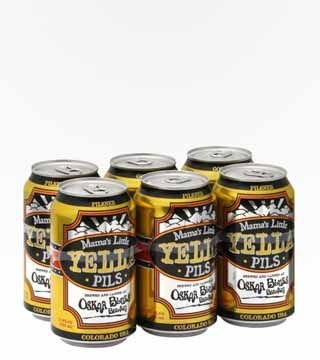 Oskar Blues - $12.49 Rich with Czeched-out flavor, but gentle hopping make it a luxurious refresher. 5.3% ABV