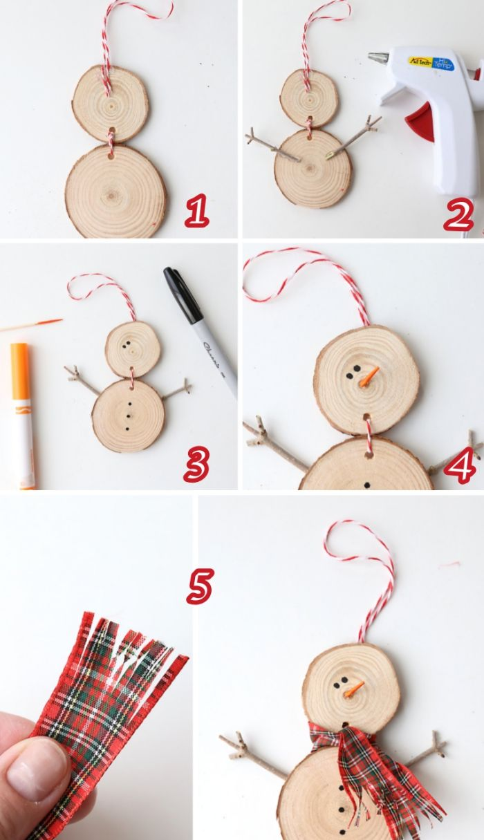 1001 Projets Creatifs Pour Une Decoration De Noel A Fabriquer En Bois Decorations De Noel A Fabriquer Decoration Noel Deco Noel Maison