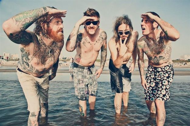 Favorite band at the moment --> Mastodon
