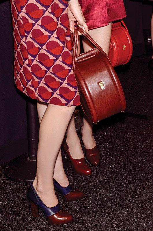 Los zapatos bicolor de Marc por Marc Jacobs, anno 70