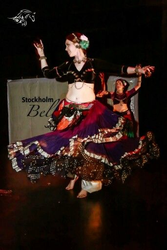 Helena- Circle Tribe at Stockholm Belly Dance Festival #ATS