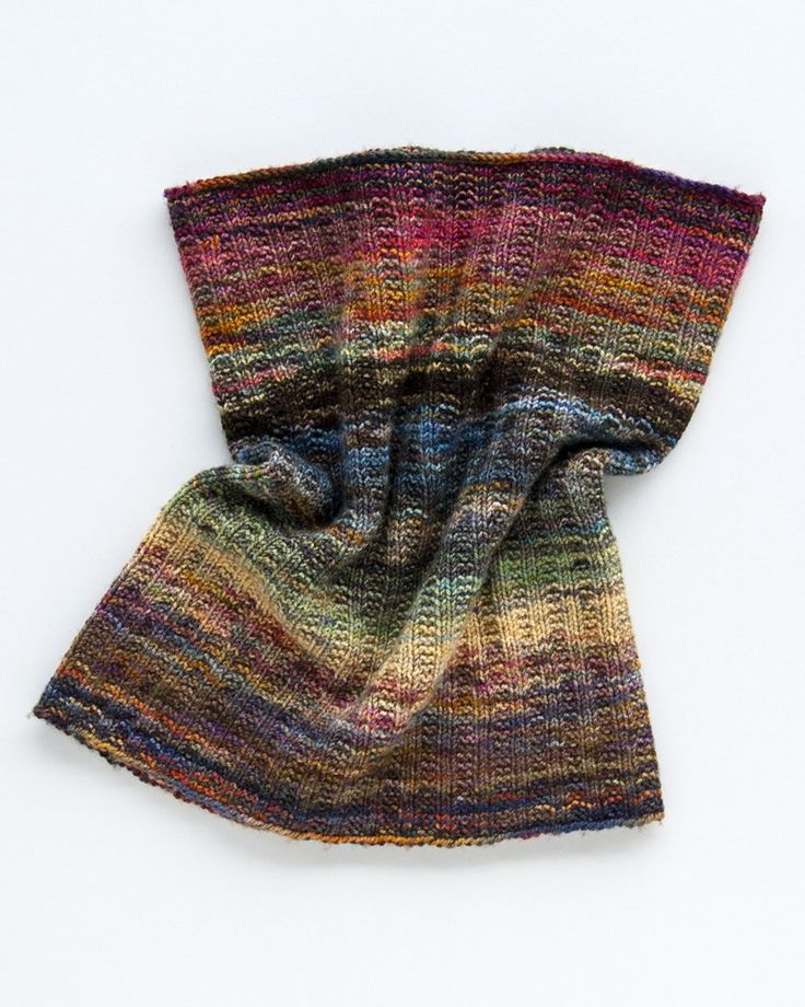 Colourscape Cowl Kitterly