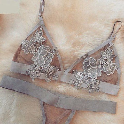 Fashion World: Girly, Sexy, Flirty: The Hottest Lingerie You Had Ever Seen