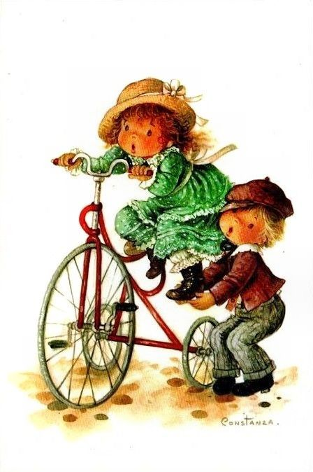 383 Best Images About Bicycle Clipart On Pinterest