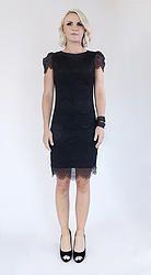 Delphine Lace Dress
