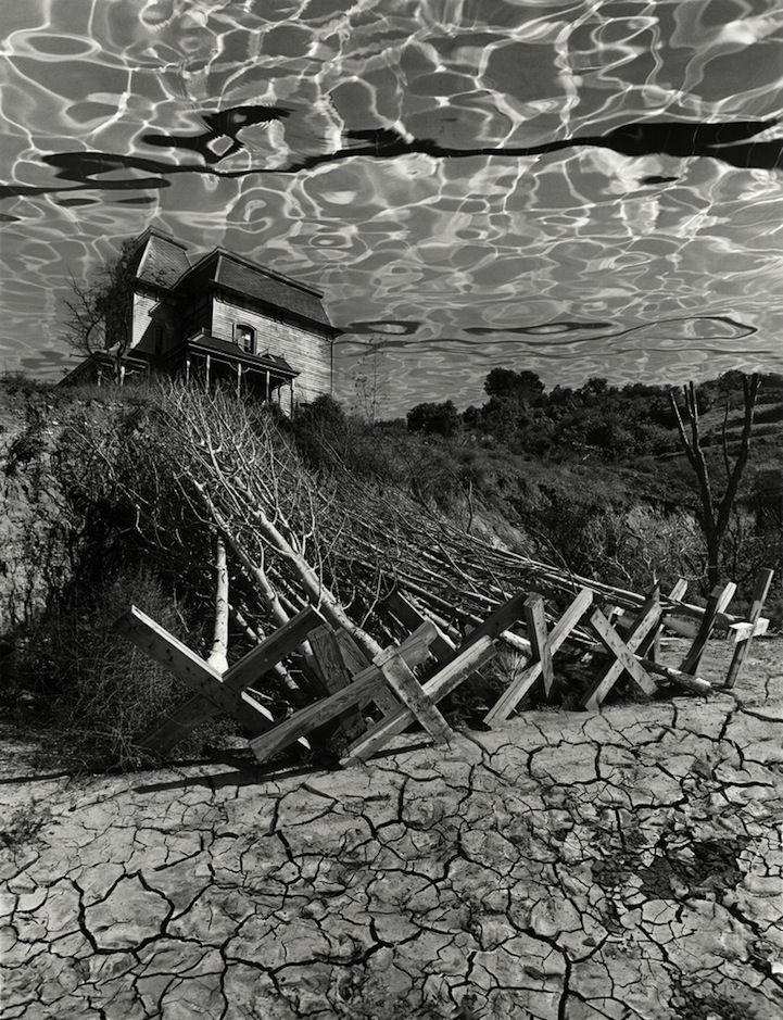 Incredible Manipulated Photography Before Photoshop - Jerry Uelsmann